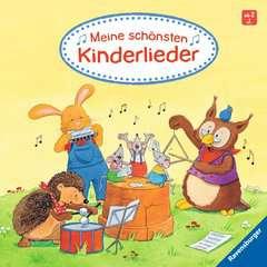 Meine schönsten Kinderlieder - Bild 1 - Klicken zum Vergößern