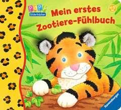 Mein erstes Zootiere-Fühlbuch - Bild 1 - Klicken zum Vergößern