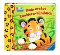 Mein erstes Zootiere-Fühlbuch - Bild 2 - Klicken zum Vergößern