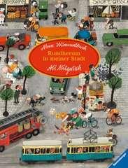Mein Wimmelbuch: Rundherum in meiner Stadt - Bild 1 - Klicken zum Vergößern