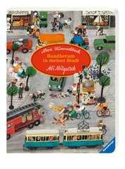 Mein Wimmelbuch: Rundherum in meiner Stadt - Bild 2 - Klicken zum Vergößern