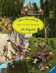 Mein Wimmelbuch: Hier in den Bergen - Bild 1 - Klicken zum Vergößern