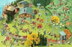 Mein Wimmelbuch: Hier in den Bergen - Bild 4 - Klicken zum Vergößern