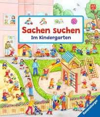 Sachen suchen: Im Kindergarten - Bild 1 - Klicken zum Vergößern