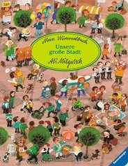 Mein Wimmelbuch: Unsere große Stadt - Bild 1 - Klicken zum Vergößern