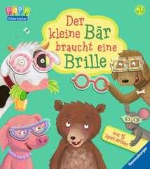 Der kleine Bär braucht eine Brille - Bild 1 - Klicken zum Vergößern