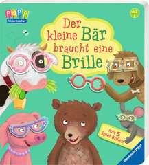Der kleine Bär braucht eine Brille - Bild 2 - Klicken zum Vergößern