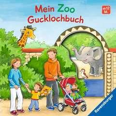 Mein Zoo Gucklochbuch - Bild 1 - Klicken zum Vergößern