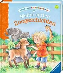Meine ersten Zoo-Geschichten - Bild 2 - Klicken zum Vergößern