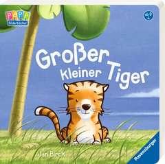 Großer kleiner Tiger - Bild 2 - Klicken zum Vergößern