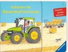 Entdecke die Bauernhof-Fahrzeuge Baby und Kleinkind;Bücher - Bild 2 - Ravensburger