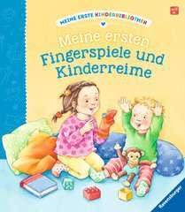 Meine ersten Fingerspiele und Kinderreime Baby und Kleinkind;Bücher - Bild 1 - Ravensburger
