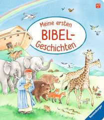 Meine ersten Bibel-Geschichten - Bild 1 - Klicken zum Vergößern