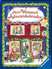 Mein Wimmel-Adventskalender - Bild 2 - Klicken zum Vergößern