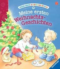 Meine ersten Weihnachts-Geschichten - Bild 1 - Klicken zum Vergößern