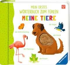 Mein erstes Wörterbuch zum Fühlen: Meine Tiere - Bild 2 - Klicken zum Vergößern