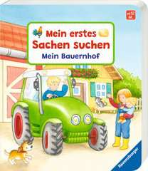 Mein erstes Sachen suchen: Mein Bauernhof - Bild 2 - Klicken zum Vergößern
