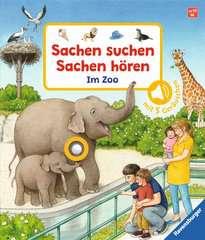 Sachen suchen, Sachen hören: Im Zoo - Bild 1 - Klicken zum Vergößern