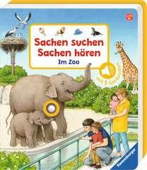 Sachen suchen, Sachen hören: Im Zoo - Bild 2 - Klicken zum Vergößern