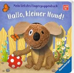 Mein liebstes Fingerpuppenbuch: Hallo, kleiner Hund! - Bild 2 - Klicken zum Vergößern