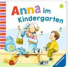 Anna im Kindergarten - Bild 2 - Klicken zum Vergößern