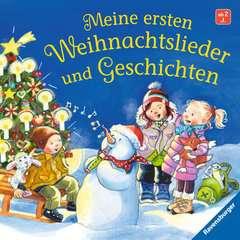 Meine ersten Weihnachtslieder und Geschichten - Bild 1 - Klicken zum Vergößern