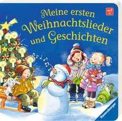 Meine ersten Weihnachtslieder und Geschichten - Bild 2 - Klicken zum Vergößern