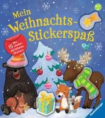Mein Weihnachts-Stickerspaß - Bild 1 - Klicken zum Vergößern
