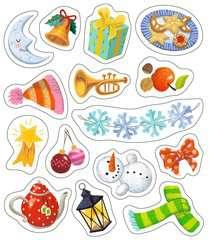 Mein Weihnachts-Stickerspaß - Bild 9 - Klicken zum Vergößern