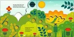 Wie kleine Tiere groß werden: Die kleine Raupe - Bild 11 - Klicken zum Vergößern