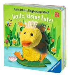 My Favourite Finger Puppet Book Hello, Little Duck! - image 3 - Click to Zoom
