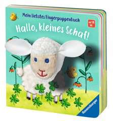 My Favourite Finger Puppet Book Hello, Little Sheep! - image 3 - Click to Zoom
