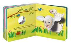 My Favourite Finger Puppet Book Hello, Little Sheep! - image 4 - Click to Zoom