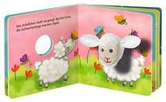 My Favourite Finger Puppet Book Hello, Little Sheep! - image 5 - Click to Zoom