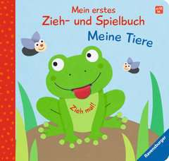 My First Slide and Play Book My Animals - image 1 - Click to Zoom