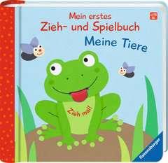 Mein erstes Zieh- und Spielbuch: Meine Tiere - Bild 2 - Klicken zum Vergößern