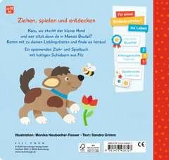 Mein erstes Zieh- und Spielbuch: Meine Tiere - Bild 3 - Klicken zum Vergößern