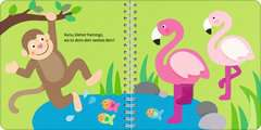 My First Slide and Play Book My Animals - image 9 - Click to Zoom