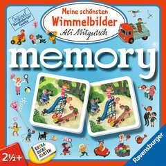 Meine schönsten Wimmelbilder memory® - Bild 1 - Klicken zum Vergößern