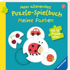 My Very First Jigsaw Play Book: My Colors - image 2 - Click to Zoom