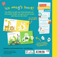 My Very First Jigsaw Play Book: My Colors - image 3 - Click to Zoom