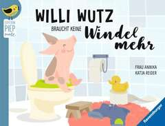Edition Piepmatz: Willi Wutz Does Not Need Diapers Anymore - image 1 - Click to Zoom