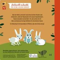 Wie kleine Tiere groß werden: Der kleine Hase - Bild 3 - Klicken zum Vergößern