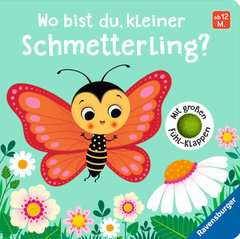 Where Are You, Little Butterfly? - image 1 - Click to Zoom