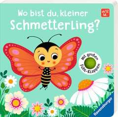 Where Are You, Little Butterfly? - image 2 - Click to Zoom