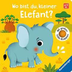 Where Are You, Little Elephant? - image 1 - Click to Zoom