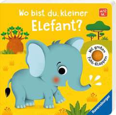 Where Are You, Little Elephant? - image 2 - Click to Zoom