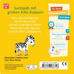 Where Are You, Little Elephant? - image 3 - Click to Zoom