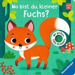 Where Are You, Little Fox? - image 1 - Click to Zoom