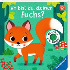 Where Are You, Little Fox? - image 2 - Click to Zoom